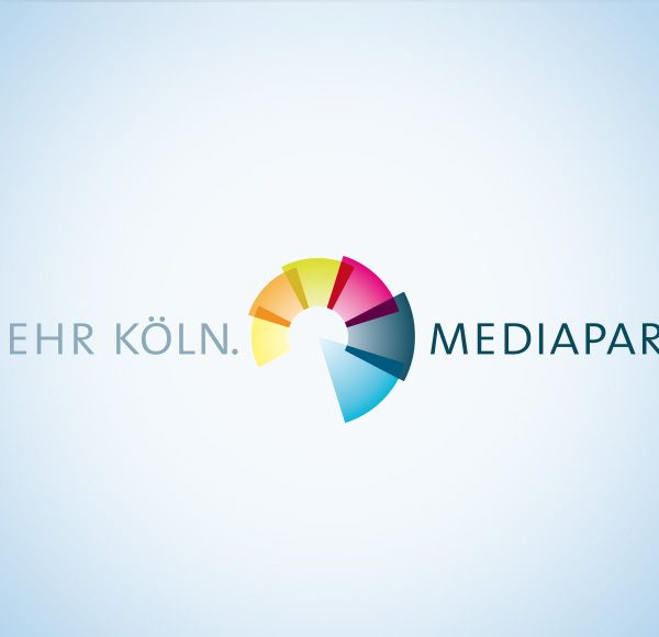Neues Corporate Design für den Media Park Köln